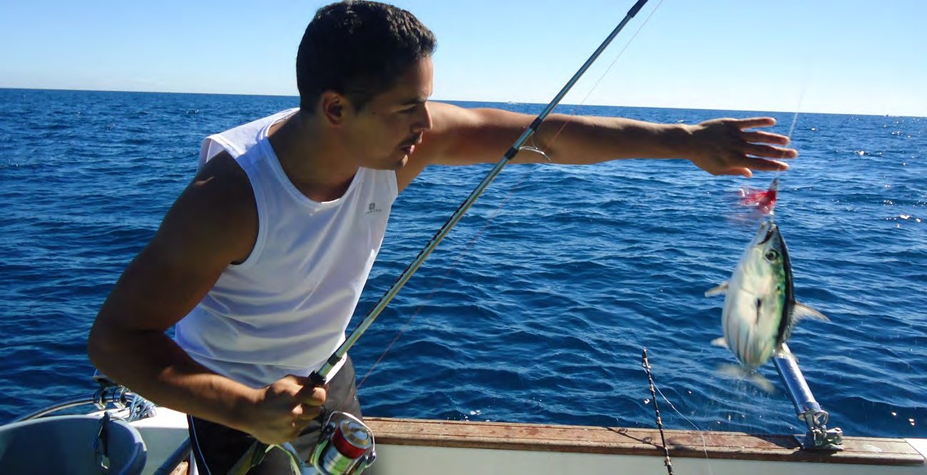 pesca deportiva en huelva
